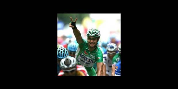 Tour de France: nouvelle victoire de Tom Boonen ! - La DH