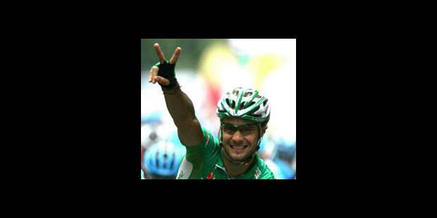 Tour de France: deuxième victoire de Tom Boonen ! - La DH