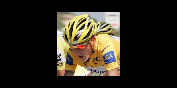 Tour de France:  Rasmussen mis en question ! - La DH