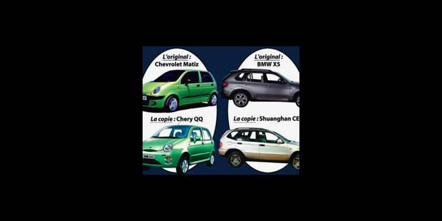 Autos chinoises : ça roule - La DH
