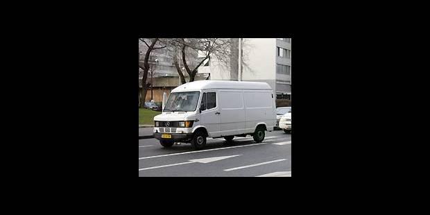 Camionnettes : danger - La DH