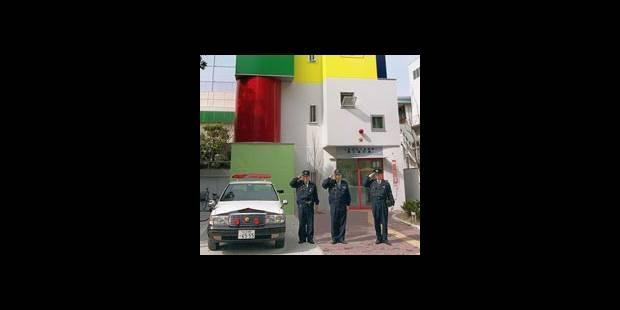Des Kobans pour la police - La DH