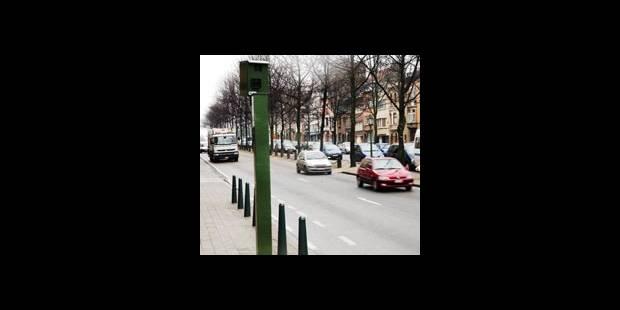 Les radars bruxellois en action le 1er mars - La DH