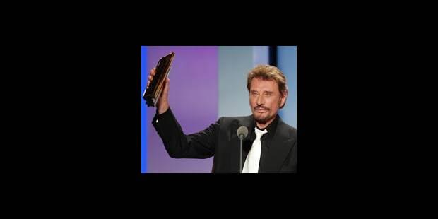 Johnny Hallyday donne son nom à un vin - La DH