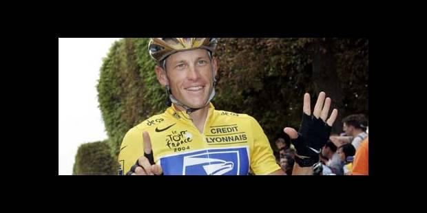Tour de France: Boonen vainqueur à Paris, Armstrong  inaccessible - La DH