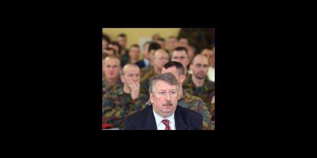 Les premiers militaires belges sont partis - La DH