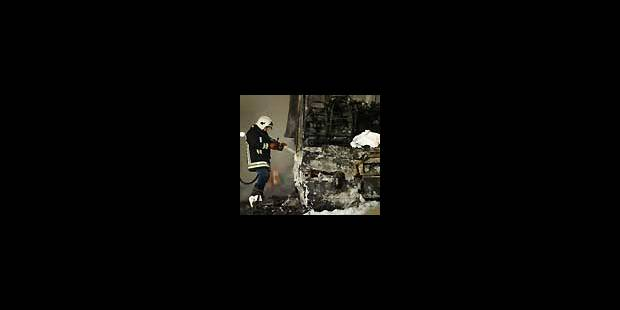 Crash à Hensies: 11 morts - La DH