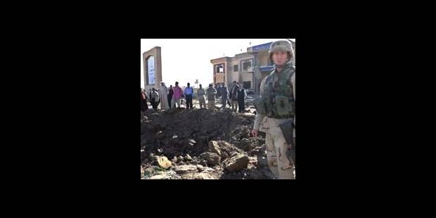 Irak: double attentat suicide, un avion DHL touché par un missile - La DH