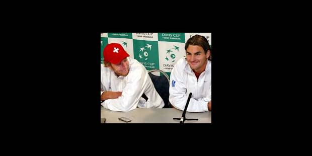 Coupe Davis - Le grand défi de Federer - La DH