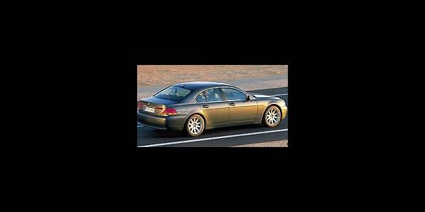 BMW 7 - diesel: le couple idéal - La DH