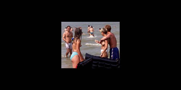Tout baigne pour nos plages! - La DH
