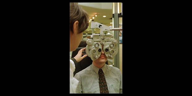 Soucis pour les opticiens - La DH