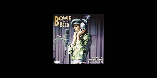 Bowie comme à la radio... - La DH