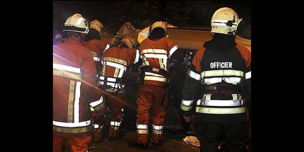 Barrage routier forcé à Wellin, deux blessés graves - La DH