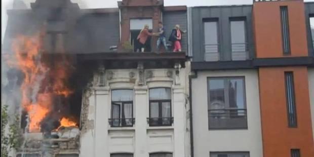 Explosion Anspach: un compteur fraudé - La DH