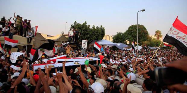 Egypte: 12 militants anti-Morsi acquittés - La DH