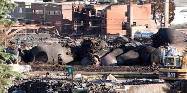 Accident de train au Canada: cinq nouveaux corps retrouvés - La DH