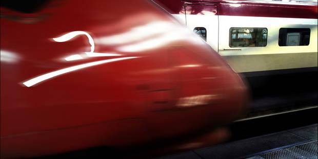 Deux Thalys supplémentaires entre Bruxelles et Amsterdam - La DH