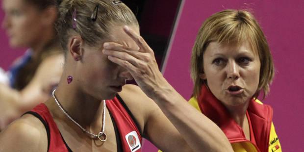 Sabine Appelmans va coacher Yanina Wickmayer - La DH