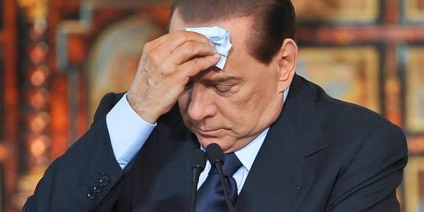 Peine de prison confirmée en Cassation pour Berlusconi - La DH
