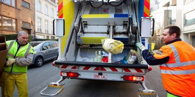 Bruxelles va verbaliser au rayon propreté - La DH