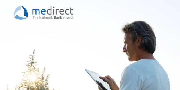 La banque en ligne MeDirect arrive en Belgique - La DH