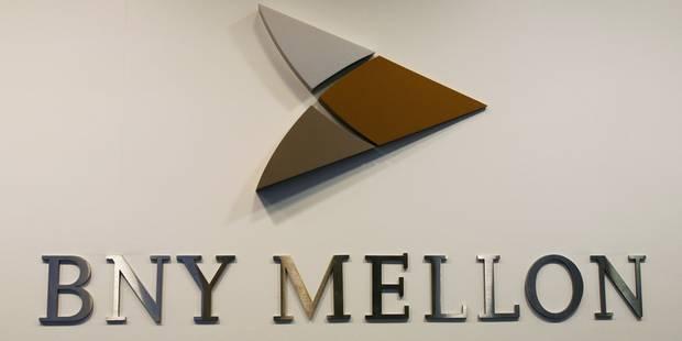50 postes supprimés au siège belge de la Bank of New York Mellon - La DH