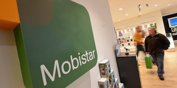 Le réseau Mobistar connaît toujours des soucis - La DH