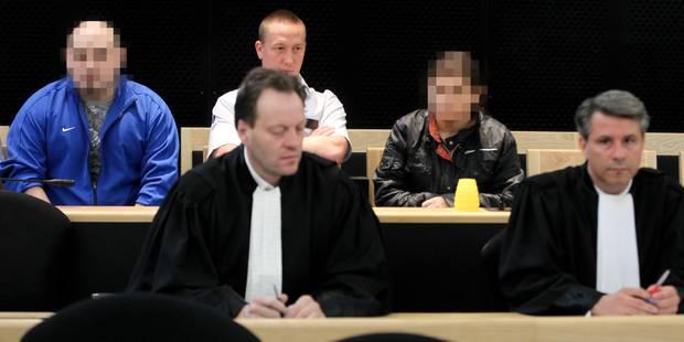 Hurchon reconnu coupable de torture et de coups et blessures volontaires - La DH