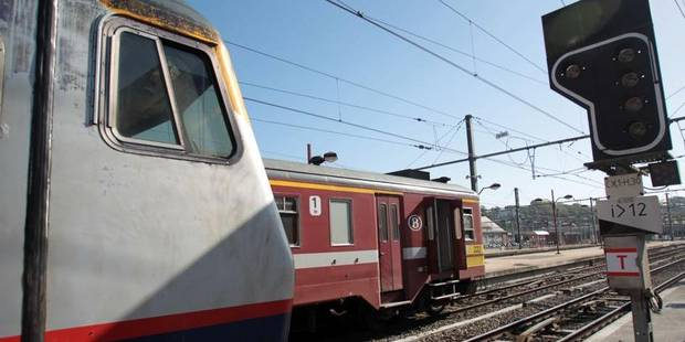 De nouvelles perturbations attendues sur le rail ce vendredi matin - La DH