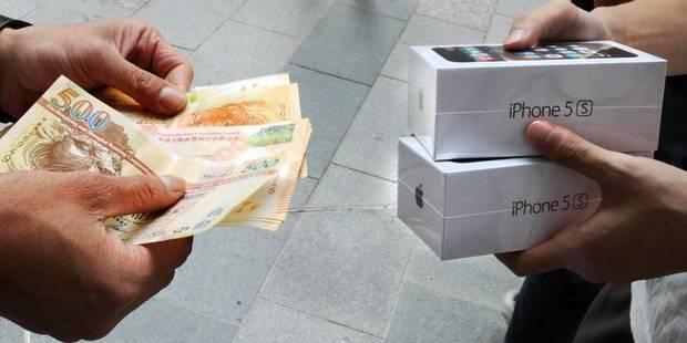 Guerre des prix pour la sortie des nouveaux iPhones - La DH