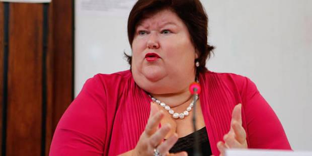 """Maggie De Block: """"Je ne suis pas une impératrice romaine"""" - La DH"""
