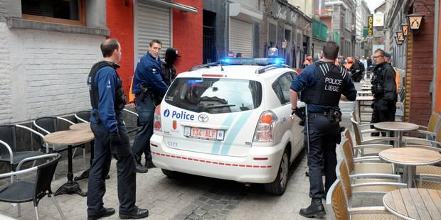 Bientôt une charte pour plus de sécurité dans le Carré à Liège - La DH