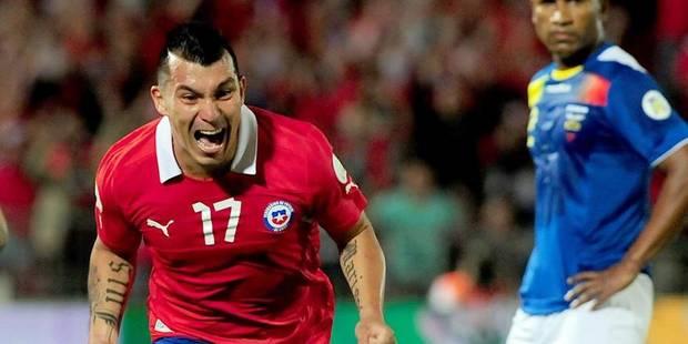 Chili, Équateur et Honduras iront au Brésil - La DH