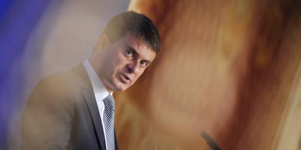 Manuel Valls sous le feu des critiques après l'expulsion d'une Rom de 15 ans devant ses amis - La DH