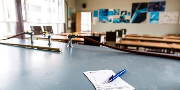 Feu vert pour une nouvelle école secondaire à Bruxelles en 2014 - La DH