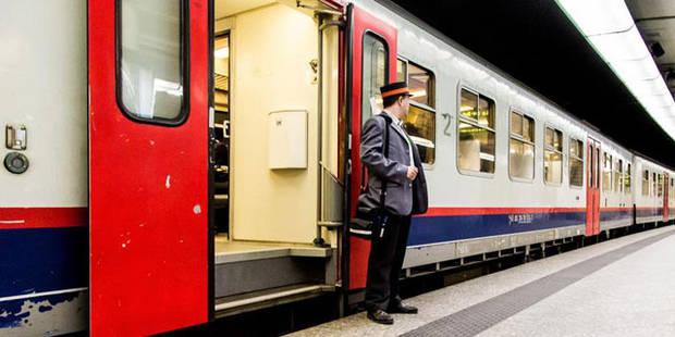 Changement dans les horaires de trains dès le 15 décembre - La DH