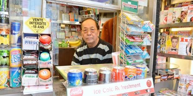 Les kiosques à journaux en voie de disparition - La DH