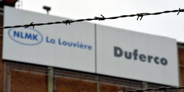 Accident mortel chez NLMK-La Louvière: l'enquête de l'inspection du travail est en cours - La DH