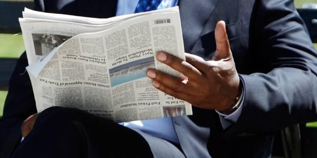 Un homme apprend sa condamnation dans le journal et finit en prison - La DH