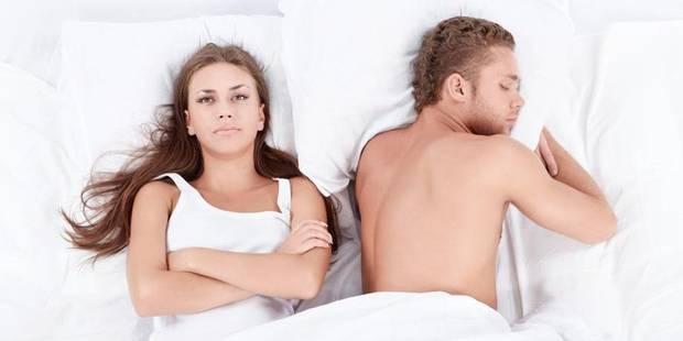 Ces couples qui ne font presque plus l'amour - La DH