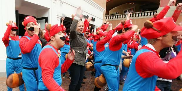 Un concours de sosies du personnage de Mario organisé samedi à la Fnac de City2 - La DH