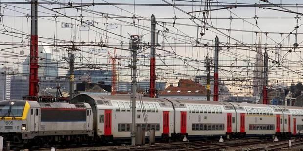 Deux accidents entre un train et une voiture à un passage à niveau en Wallonie - La DH