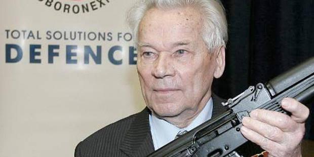 Kalachnikov, père du légendaire AK47 est mort - La DH