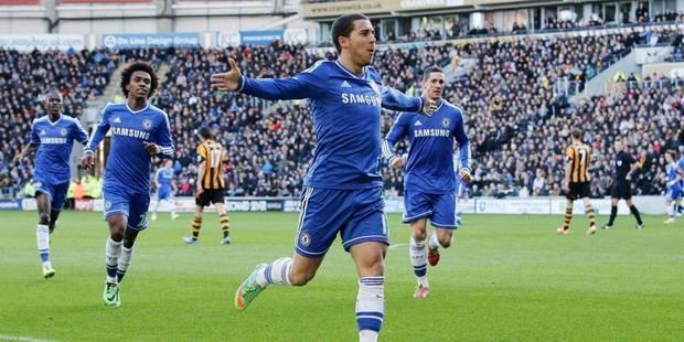 """Mourinho: """"On ne peut qu'espérer plus d'Eden Hazard"""" - La DH"""