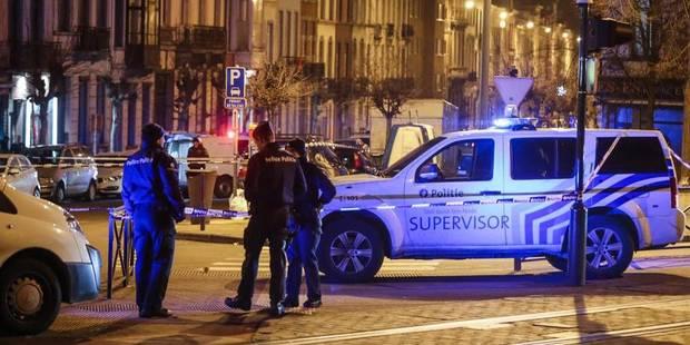 L'homme blessé par des coups de feu à Schaerbeek hors de danger - La DH