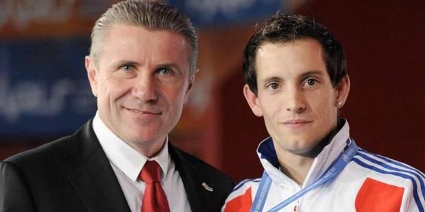 Lavillenie bat le record du monde de Bubka - La DH