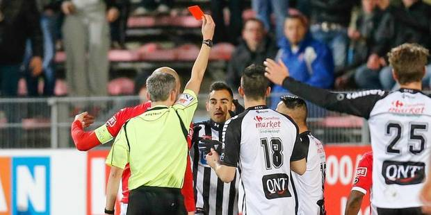 Charleroi refuse la proposition de deux matches de suspension à Stergos Marinos - La DH