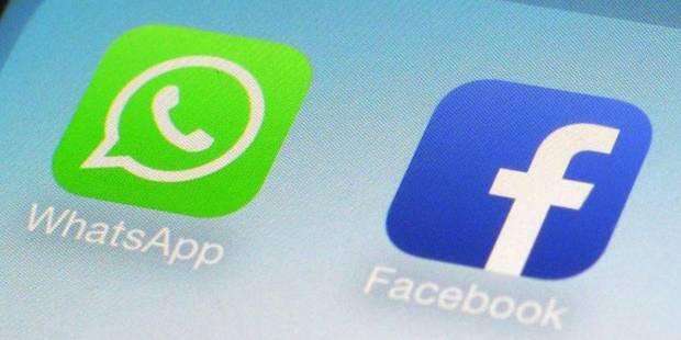 Facebook rachète la messagerie WhatsApp pour 16 milliards de dollars - La DH
