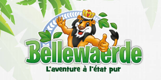 Une mascotte du parc Bellewaerde fait une quenelle - La DH